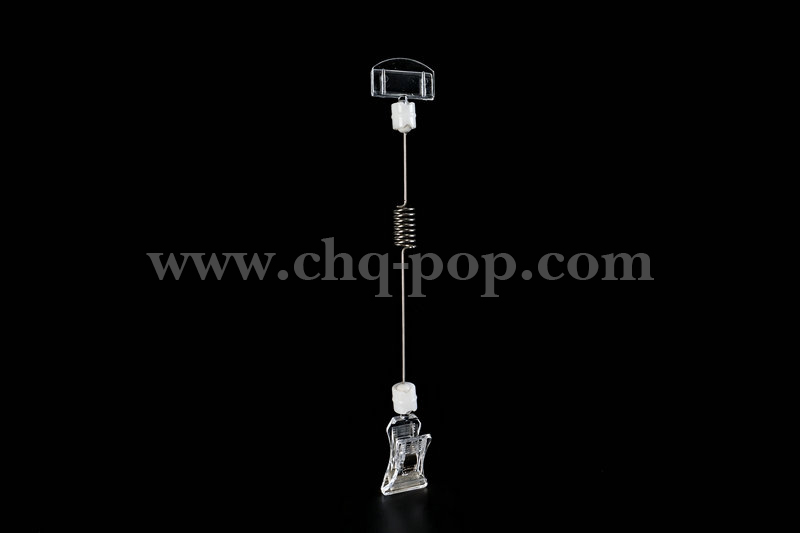 POP advertising clip, axe clip series C10