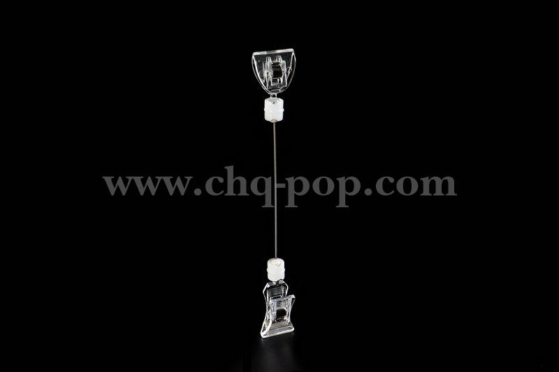 POP advertising clip, axe clip series C19