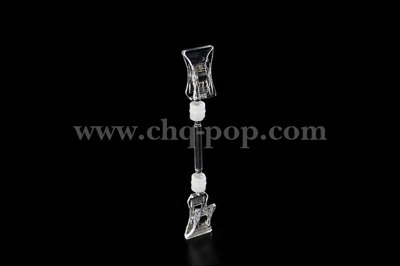 POP advertising clip, axe clip series C2