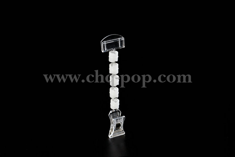 POP advertising clip, axe clip series C26