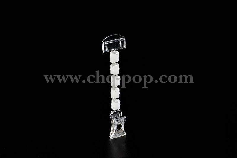 POP advertising clip, axe clip series C26