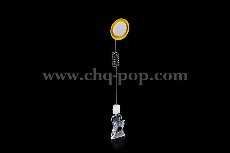 POP advertising clip, axe clip series C32