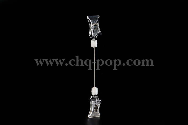 POP advertising clip, axe clip series C4