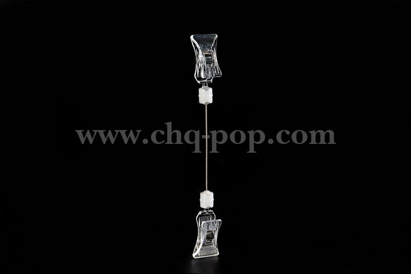 POP advertising clip, axe clip series C4