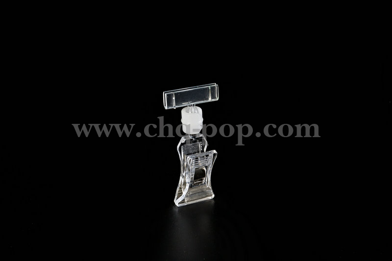 POP advertising clip, axe clip series C6-1
