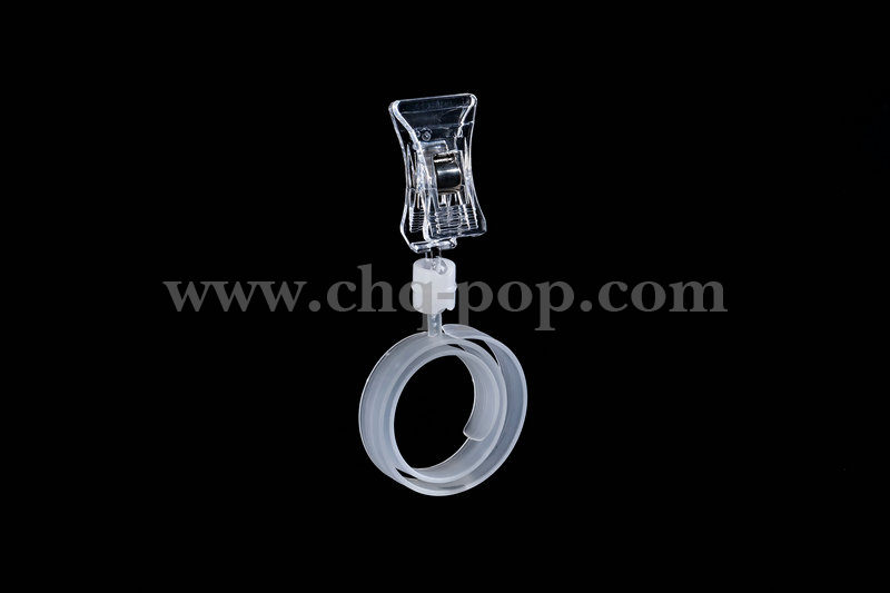 POP advertising clips, shell clip series E24