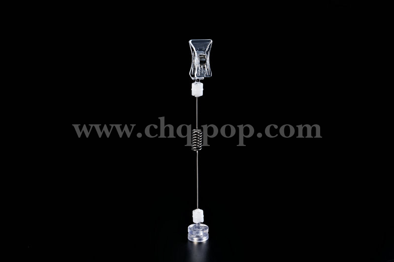 POP advertising clip, strong magnetic clip series G15