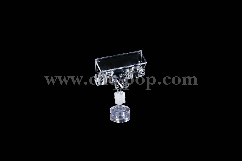 POP advertising clip, strong magnetic clip series G6