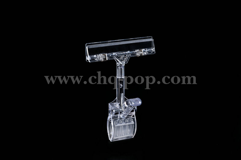 POP advertising clip, thumb clip series M1-2