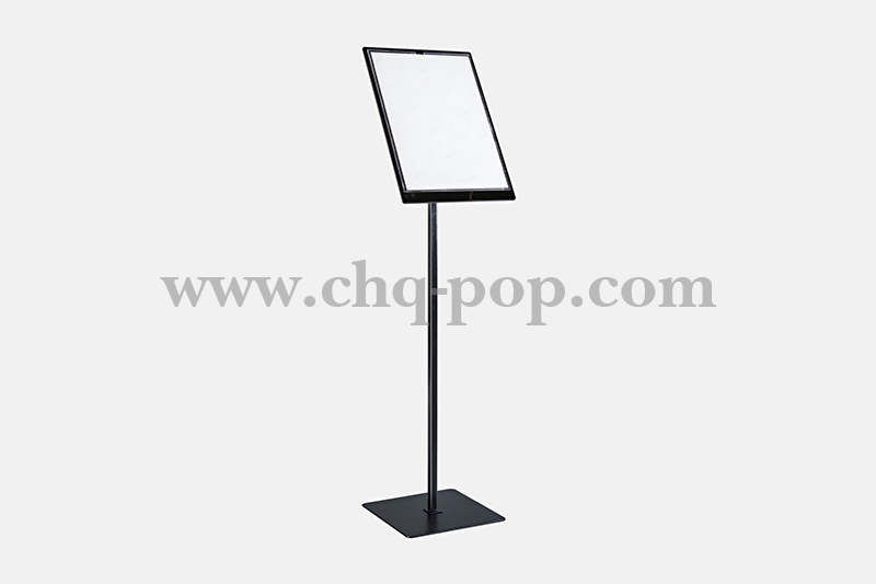 Floor-standing POP advertising display stand series P12