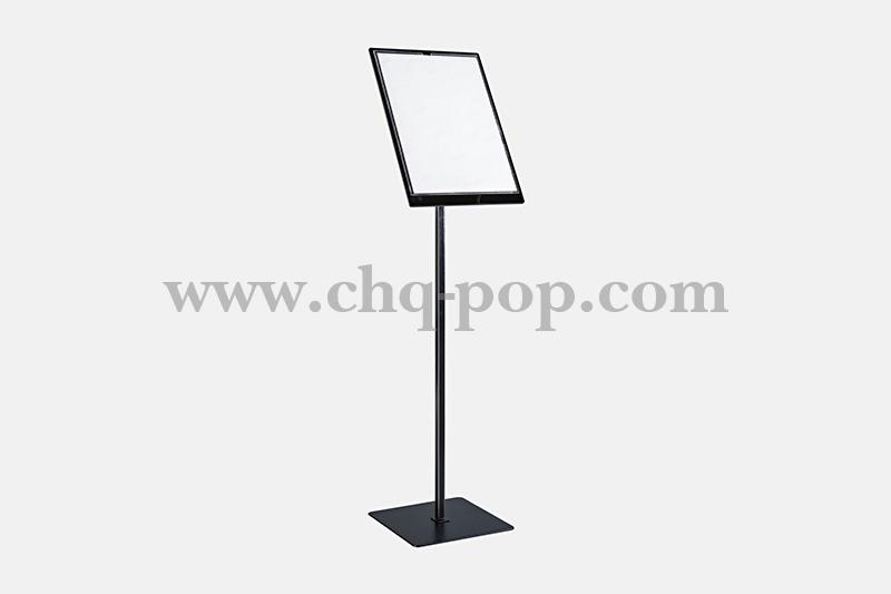 Floor-standing POP advertising display stand series P12