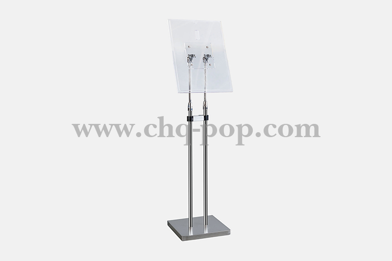 Floor-standing POP advertising display stand series P14