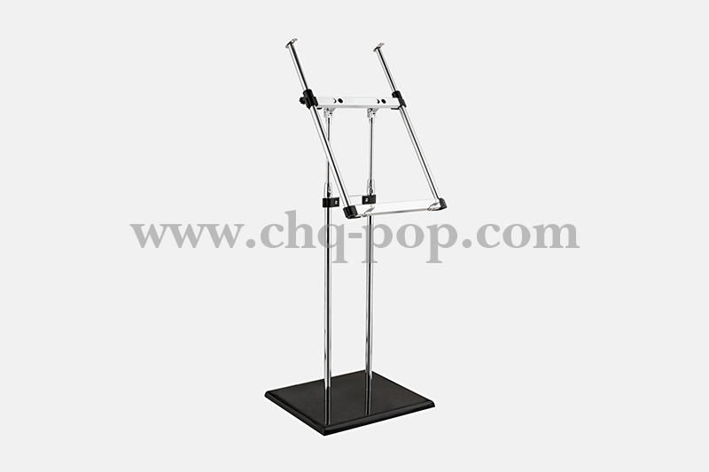 Floor-standing POP advertising display stand series P16