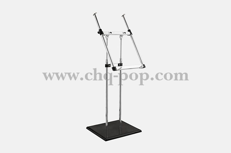 Floor-standing POP advertising display stand series P16