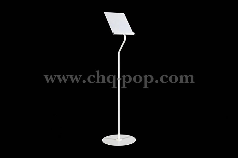 Floor-standing POP advertising display stand series P18