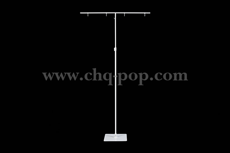Floor-standing POP advertising display stand series P6