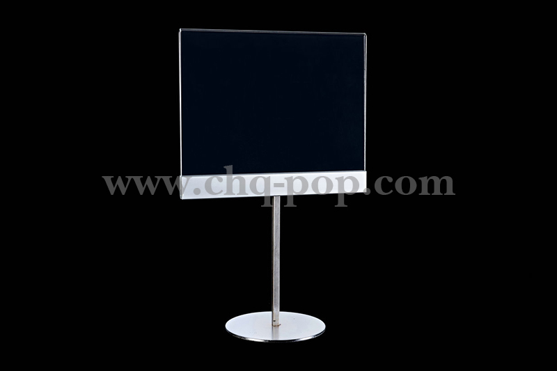 Desktop POP advertising display stand series Q13