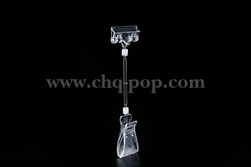POP advertising clips, extra large clip series W6